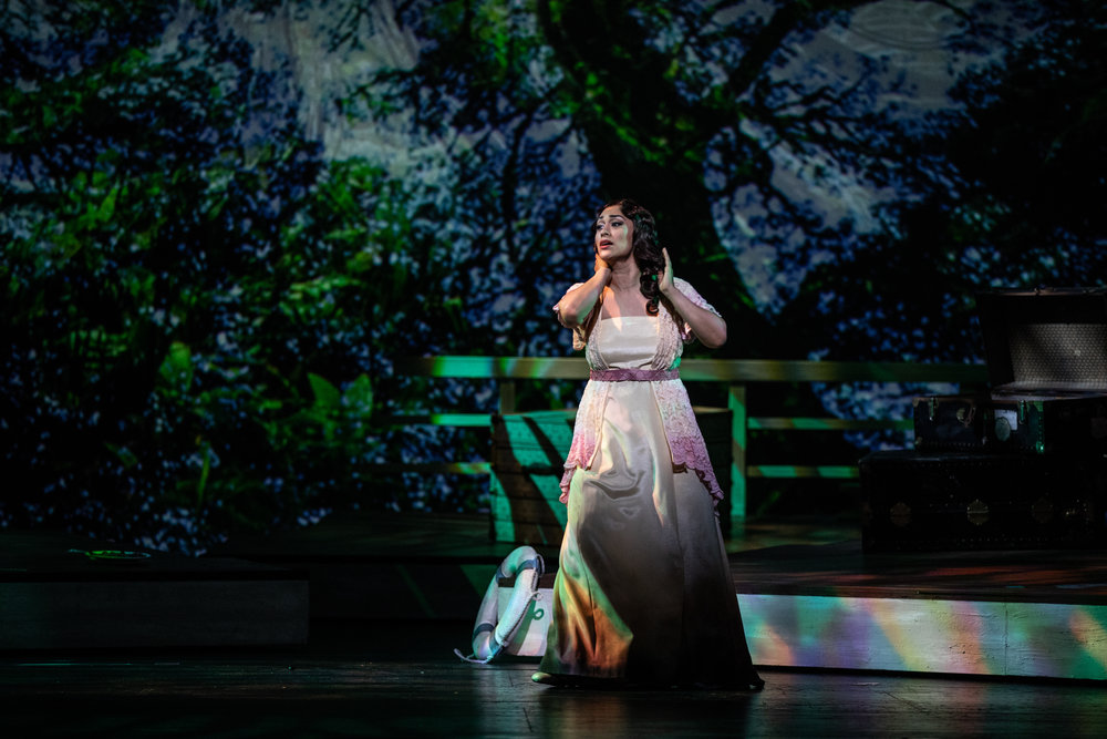 Rosalba - Florencia en el Amazonas - Florida Grand Opera - Photo by Daniel Azoulay