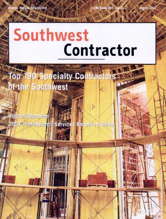 - Southwest Contractor (2007)