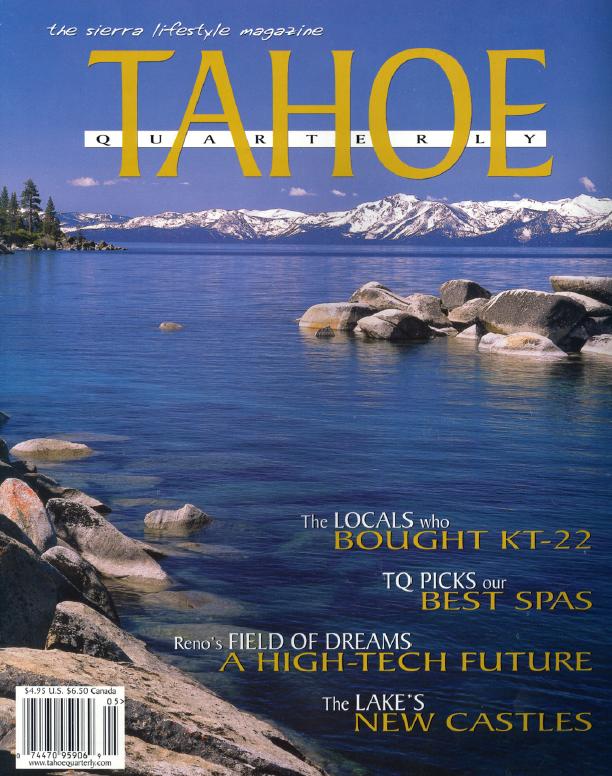 - Tahoe Quarterly (2000)