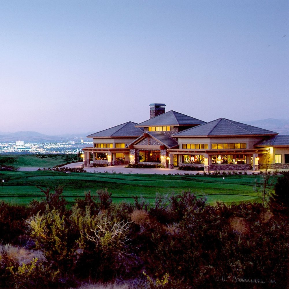Arrowcreek Development Master Planning  golf club house and community center -