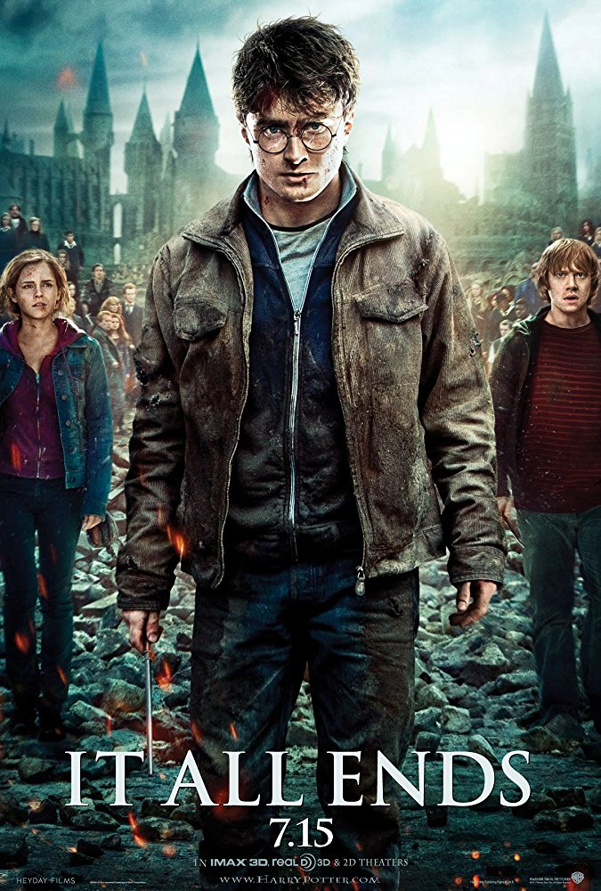 Harry Potter and the Deathly Hallows – Part 2 - Matchmove artist