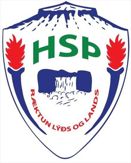 HSÞ - Logo design