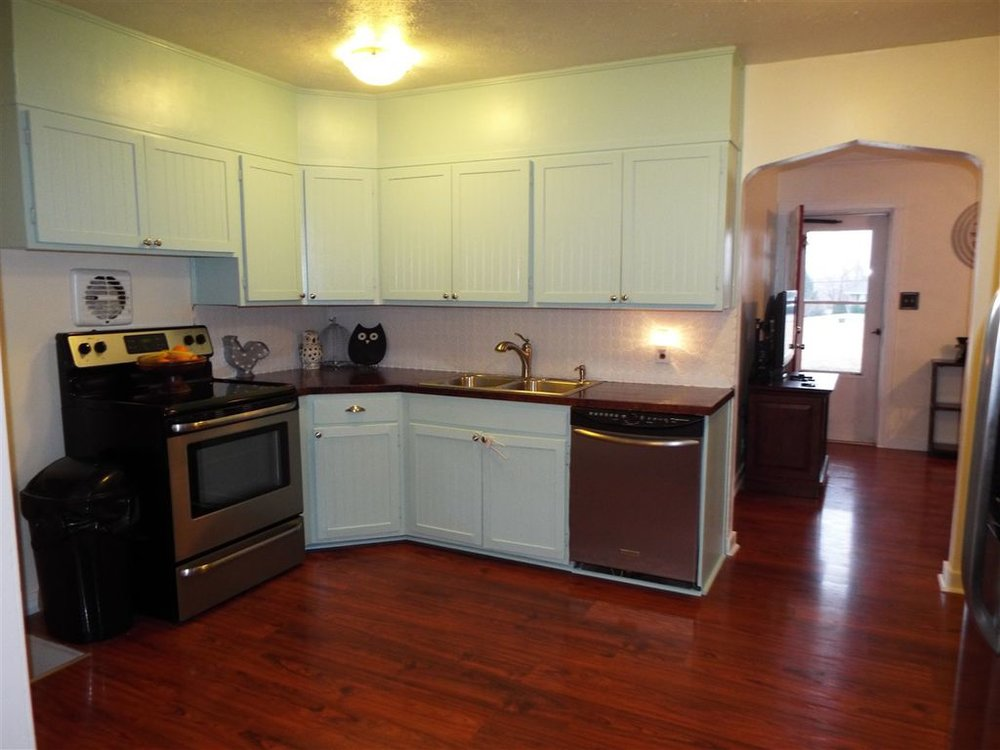 Kitchen - From Online Listing