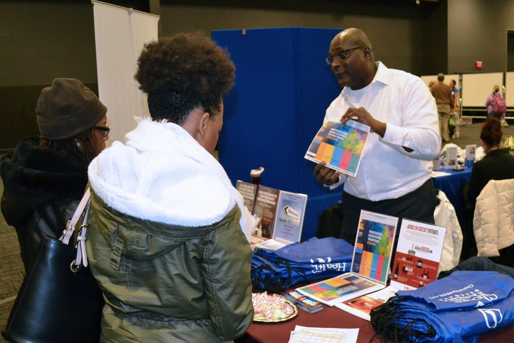 Pursuit of Health & Wellness Expo  - The region's premier health fair event.Read more