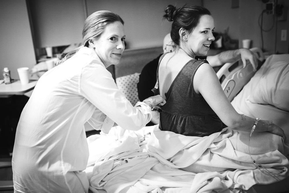 Surrogate Birth at Magee Women's Hospital