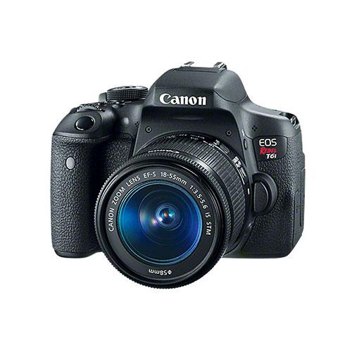 Canon Rebel T6i DSLR Camera
