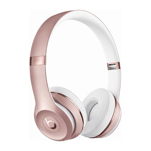 Beats Studio3 Wireless Headphones Rose Gold