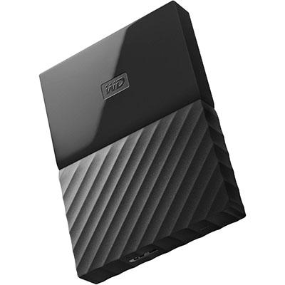 WD Passport 1TB External Hard Drive