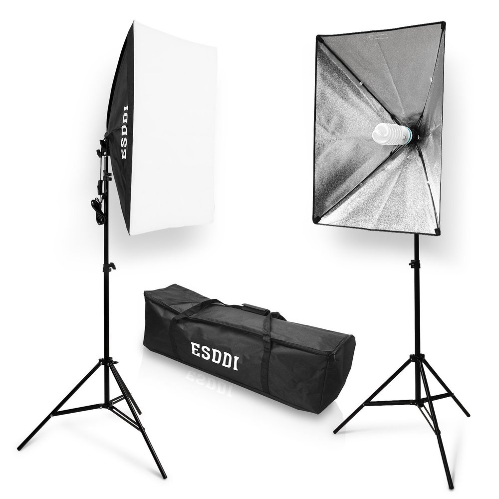 ESDDI Softbox Lighting Kit