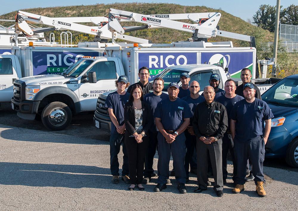The RICO team