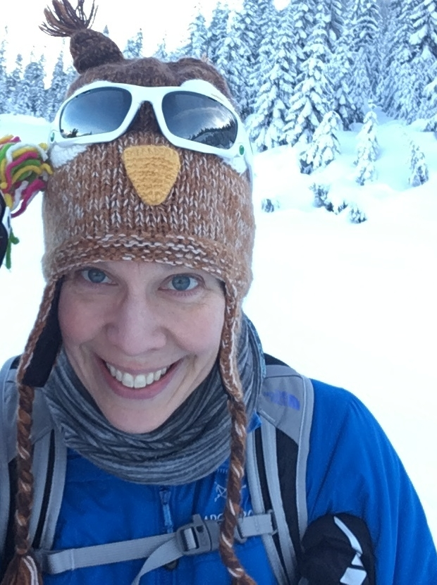 SUSAN MACRAE: LEAD NORDIC VOLUNTEER