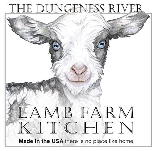 Dungeness River Lamb Farm Kitchen