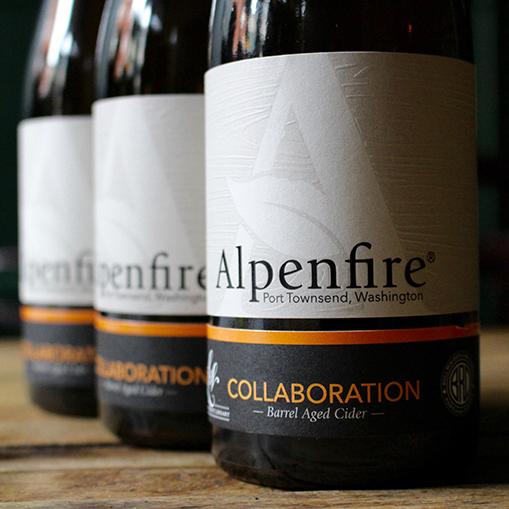 Alpenfire Cider
