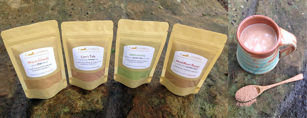 Lioness Organics will be on sale for the whole month of March!