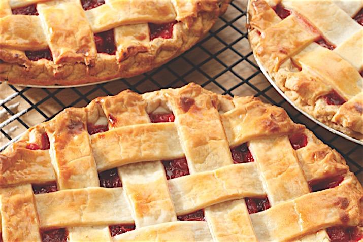 Basic Pie Dough -
