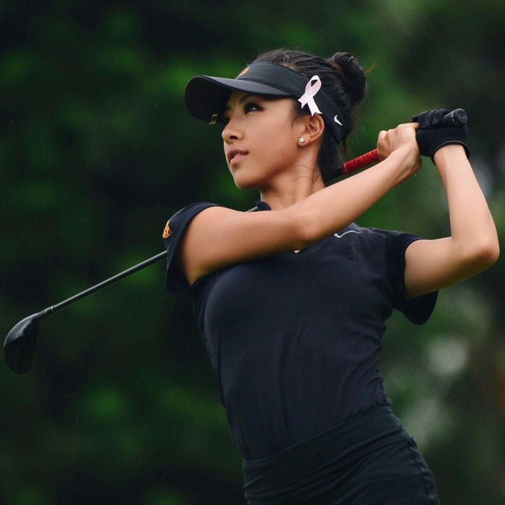 Muni He - Torrey Pines H.S. (CA) /University of Southern California/ LPGA Symmetry Tour