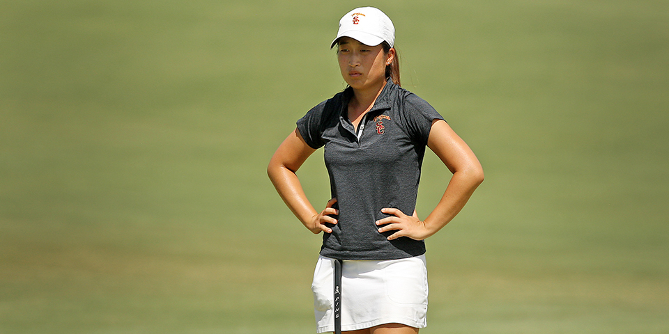 Kyung Kim - Hamilton High School (AZ) / University Of Southern California / LPGA Symetra Tour2012 U.S. Women's Amateur Public Links Champion