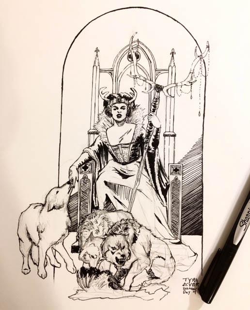 wolf-queen