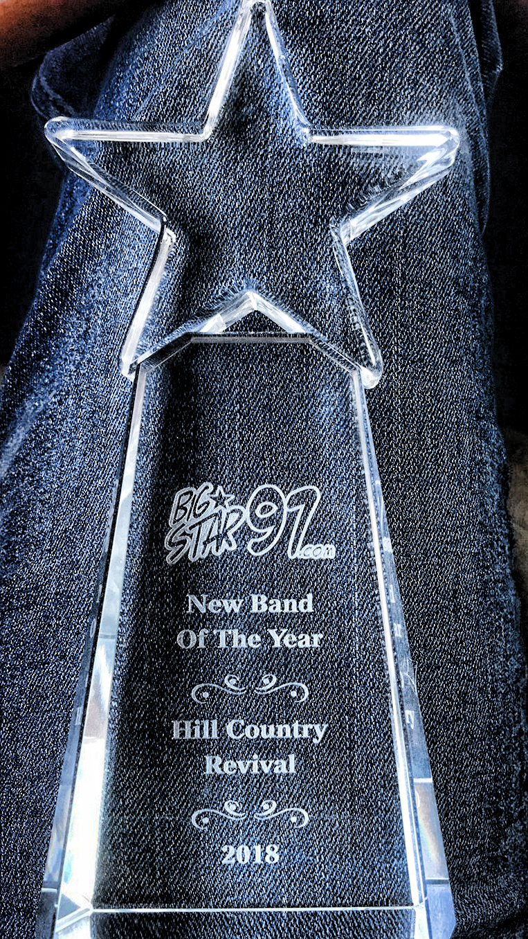 New Band Of The Year 2018