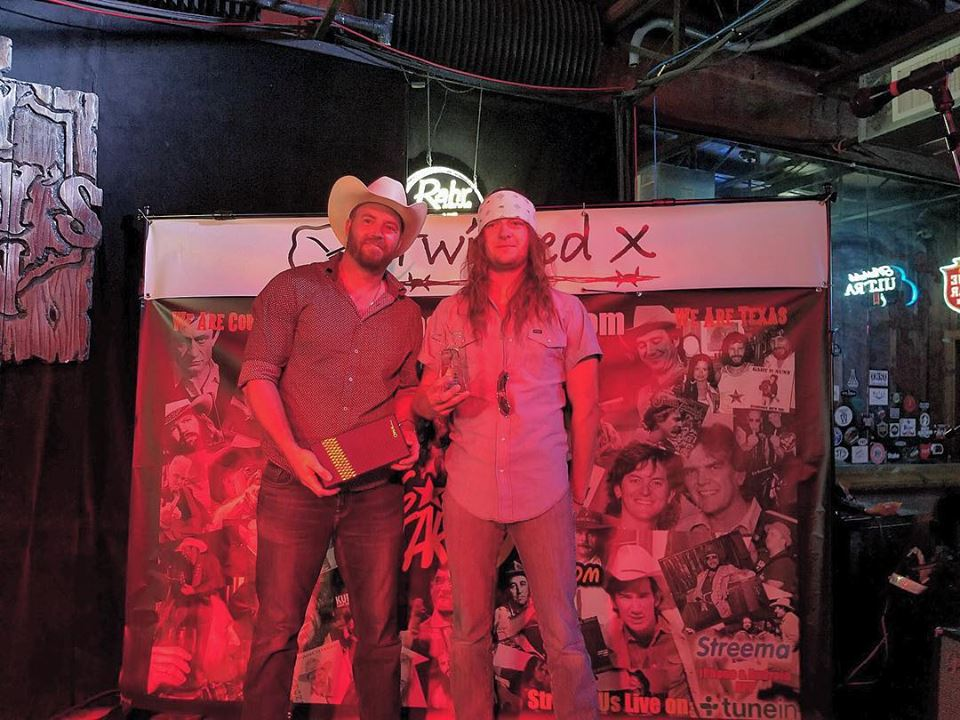 Dean Willeford, Colton Stieber Hill Country Revival BigStar97 Award 2018.jpg