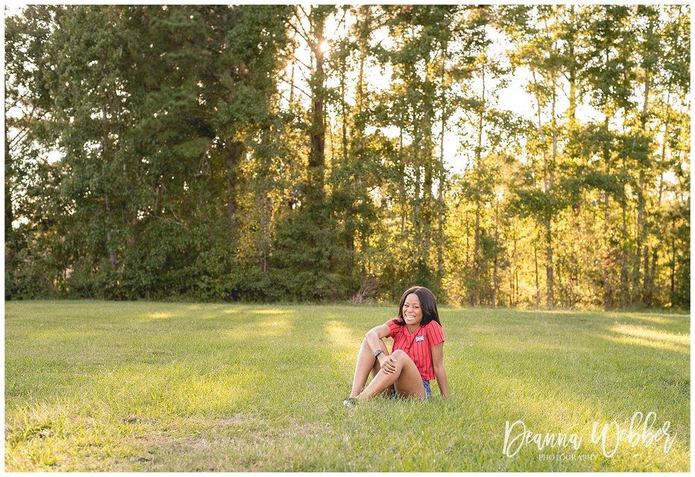Charleston, Summerville, Mount Pleasant, Goose Creek, SC Senior Portrait Photographer