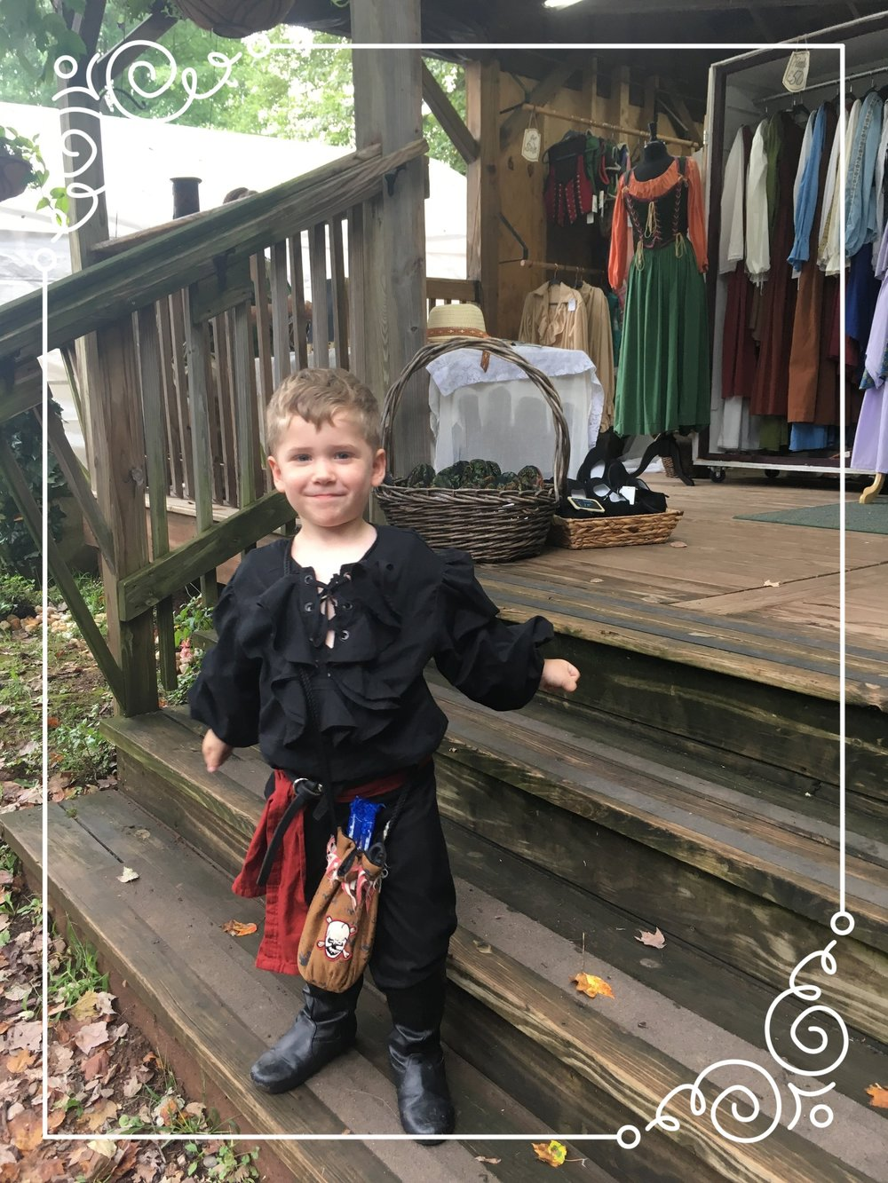 Boy's Prince Shirt -