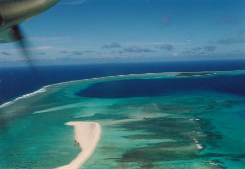Bikini Atoll Nuclear Testing site -