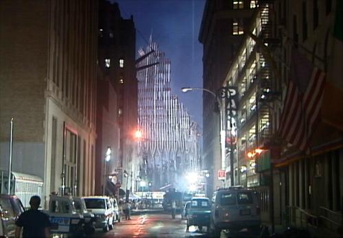 World Trade Center - September 11, 2001 Attack -
