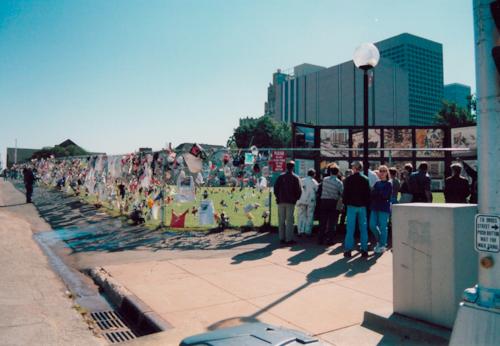 Oklahoma city Federal Building Bombing -