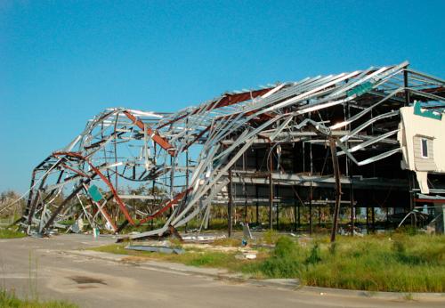 Hurricane Katrina -