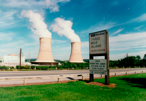 Three Mile Island Nuclear Power Plant -