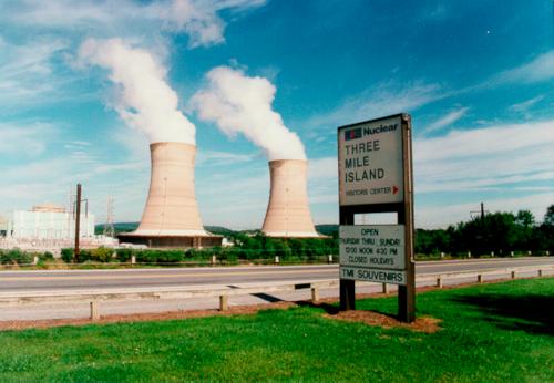 Three Mile Island Nuclear Power Plant -