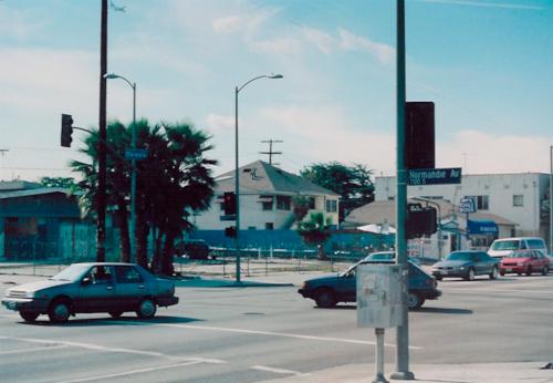 Los Angeles Riots -