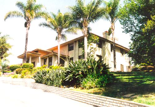 Heaven's Gate Mansion Mass suicide -