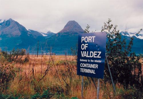 Exxon Valdez Oil Spill -