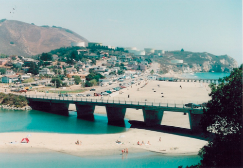 Avila Beach Oil Spill -