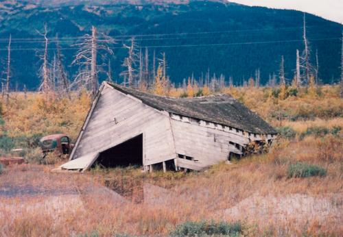 Great Alaska Earthquake -
