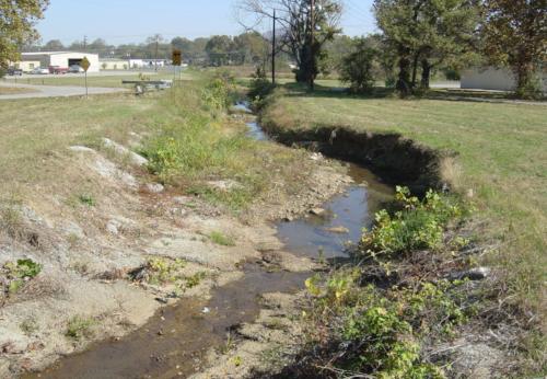 Monsanto River pollution -