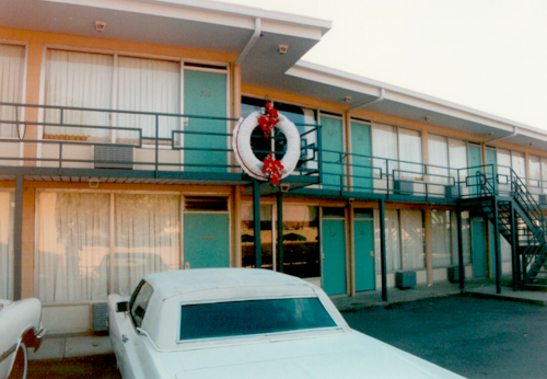 Lorraine Motel - Martin Luther King, Jr Assassination Site -