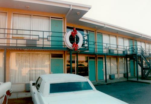 Lorraine Motel - Martin Luther King, Jr Assassination Site -