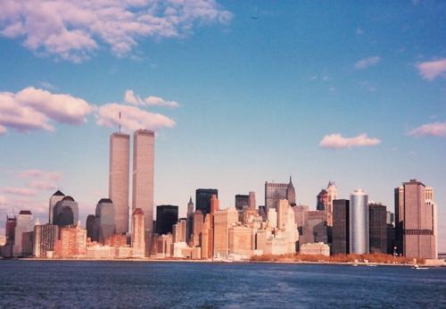 World Trade Center - 1993 Bombing -