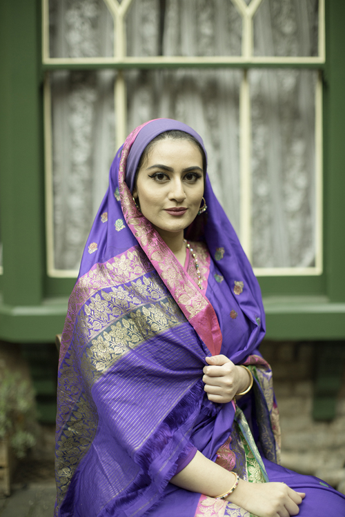 Women From The Pakistani Diaspora