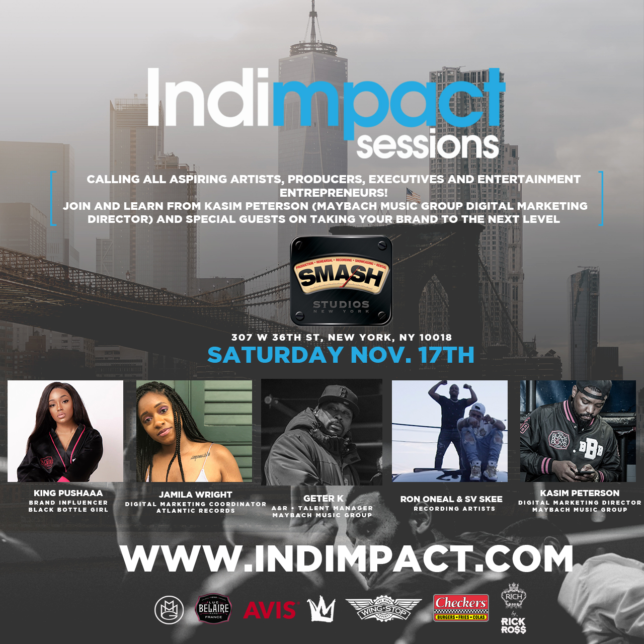 Indimpact Sessions: New York — IndiMPACT