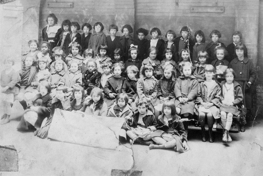 Adeline Kaplan School Photo