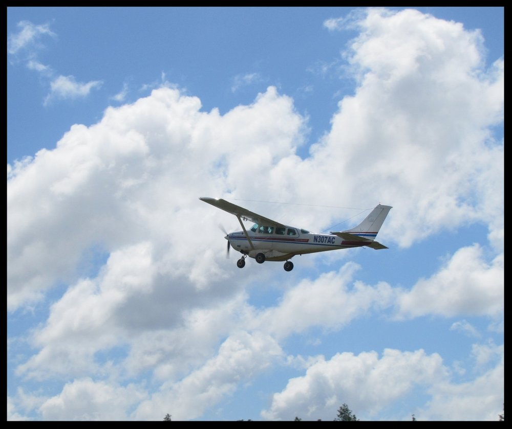Air - meanswe use aircraft as a tool to reach remote and otherwise inaccessible areas needing aid, especially medical care.