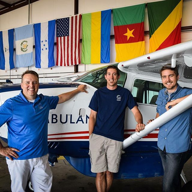 Hello MAG followers,  Steve, Joel and Jason are preparing for Africa this week. We ask for prayers and support so we can make the greatest impact in Gabon and Cameroon over the next few weeks. If you're interested in how you can help, visit our website and check out our Gabon Projects Page! Website link in our bio.  #flyMAG
