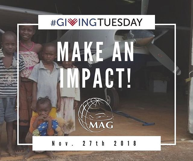 MAG is taking part of Giving Tuesday! Stay tuned on how you can be a part of it! Next Tuesday join us on Facebook and make an impact! #flyMAG #GIVINGTUESDAY