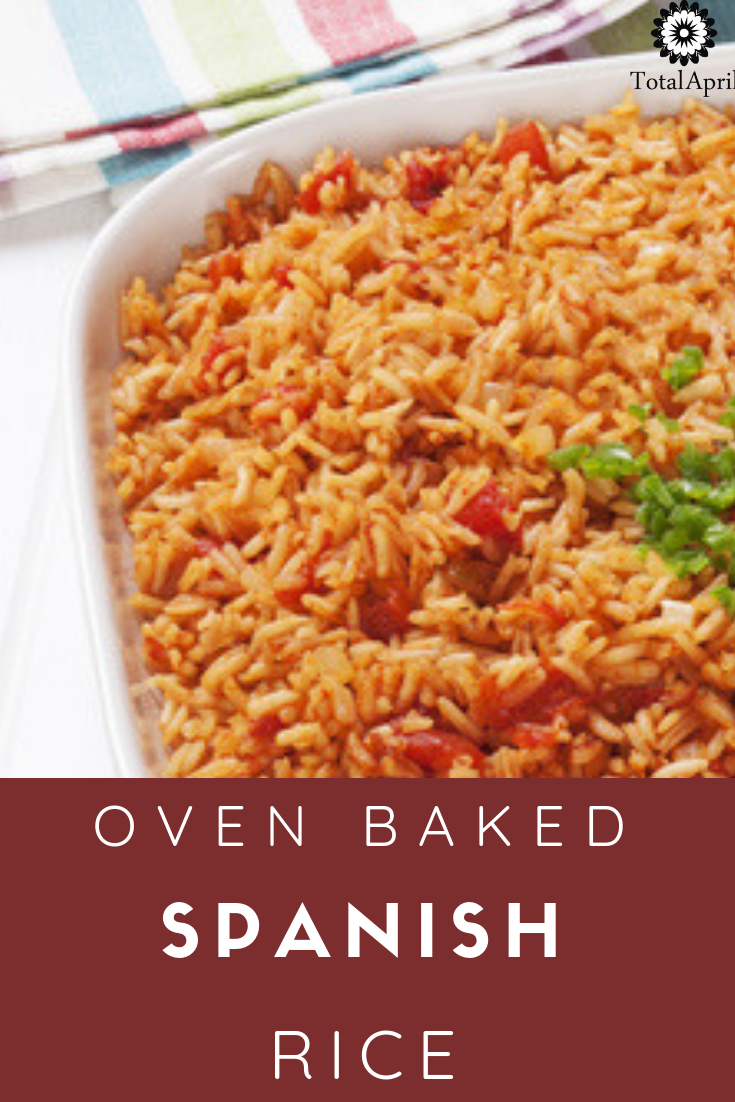 How to make spanish rice in the oven