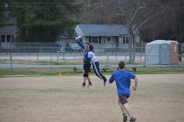 Tidewater Ultimate Summer League - Summer League is here! Tidewater Summer League registration is open.Games will be played at 6 p.m. Mondays from June 12 through August 7 at Tabb Middle School Baseball Fields, in Yorktown. June 5th will a pick-up/clinic day at the fields. For USA Ultimate members, the league fee is $40; for non-USAU members, it's $55 (adult) and $50 for youth.The league is co-ed, and most anyone can play despite age (high school and older) or ability. If you are new to ultimate or haven't played in an organized game before, visit our about page for a breakdown of how the game is played.The deadline to register is June 8. To register, visit https://sites.google.com/site/tidewaterultimate/leagues/summer-league.You will be prompted to do three (or four) things, which are blue hyperlinks on the site above:1. Fill out a waiver -- this is required by our insurer USA Ultimate.2. If the player is under 18, he/she must complete a medical authorization form. If you are older than 18, skip this step.3. Register. This step links to a Google survey, which officially adds you on our roster and helps the organizers make balanced teams.4. Pay through Paypal.If you have any questions, email tidewaterultimate@gmail.com.Hope to see you there!