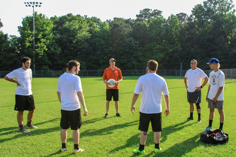 Coaching Moment